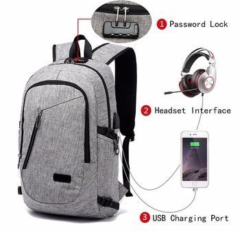 60960119f6e Hot New Products Men Women Anti Theft Usb Charging Backpack Accept Custom  Logo - Buy Custom Made Backpacks,Usb Charging Backpack,Custom Made Anti ...