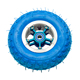 High quality 5 6 7 8 9 10 inch pneumatic rubber electric skateboard aluminum spoked wheels