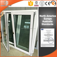 Solid wood aluminum window design by China supplier front window and door designs