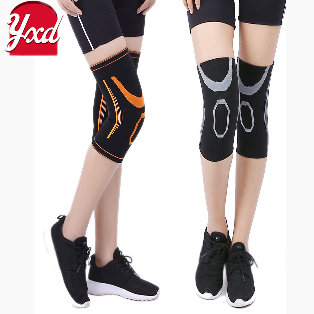 Sports Knee Compression Sleeve Support Knee Brace Support
