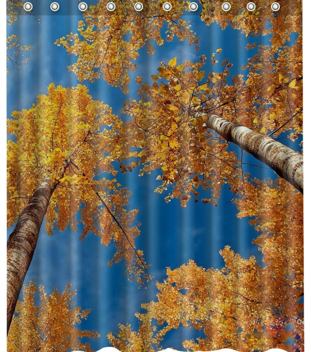 "New Shower Curtain Bathroom Window 66""x 72"""