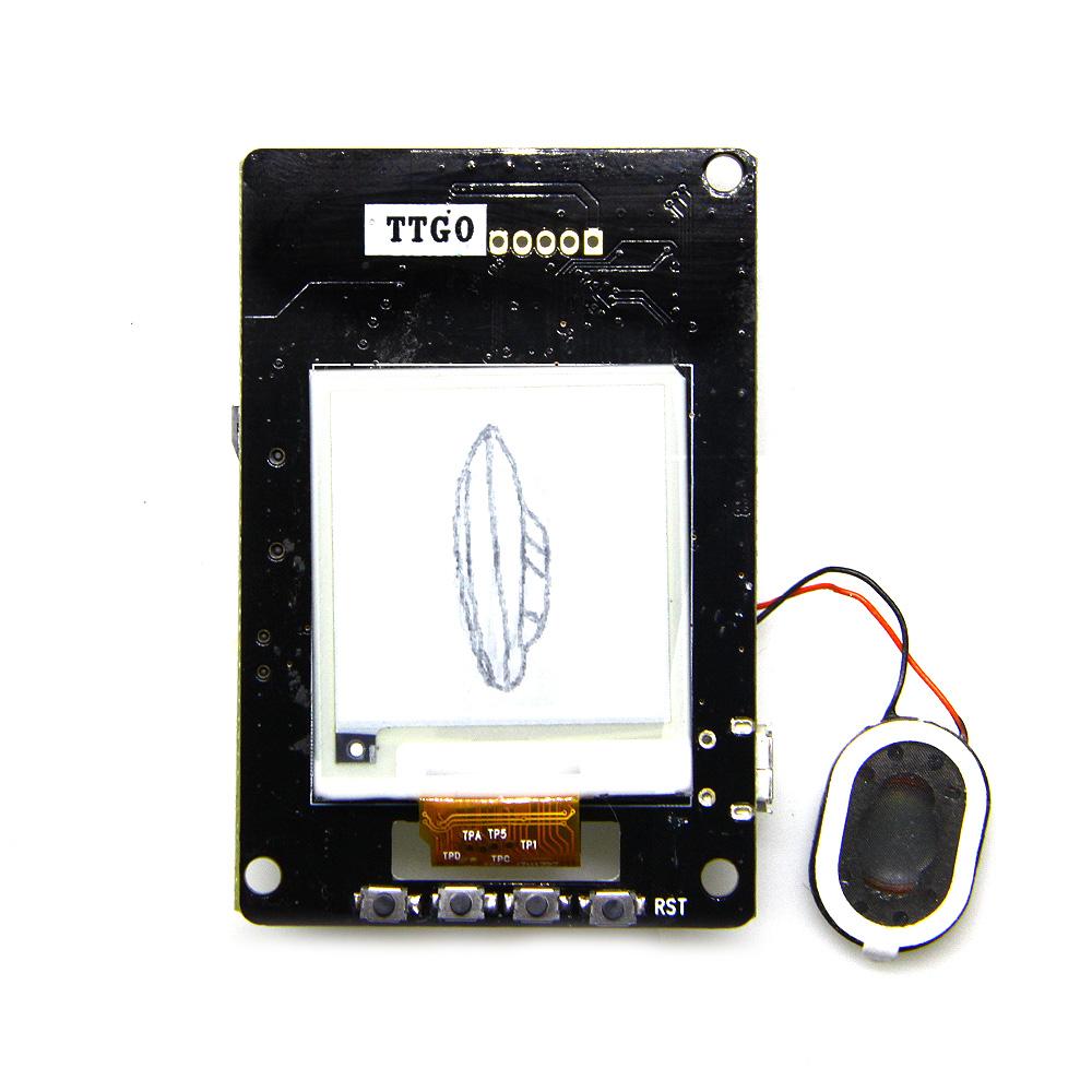 LILYGO® TTGO T5 v1 2 wifi & bluetooth basis ESP-32 esp32