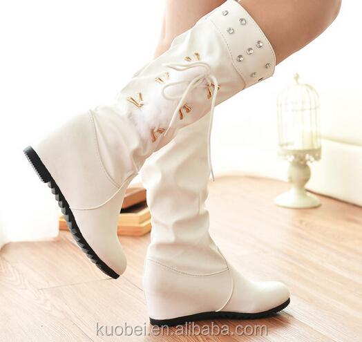 wholesaler white thigh high boots white thigh high boots