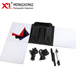 Mingxing brands professional photograph studio 9 in 1 flash speedlite accessories kit softbox
