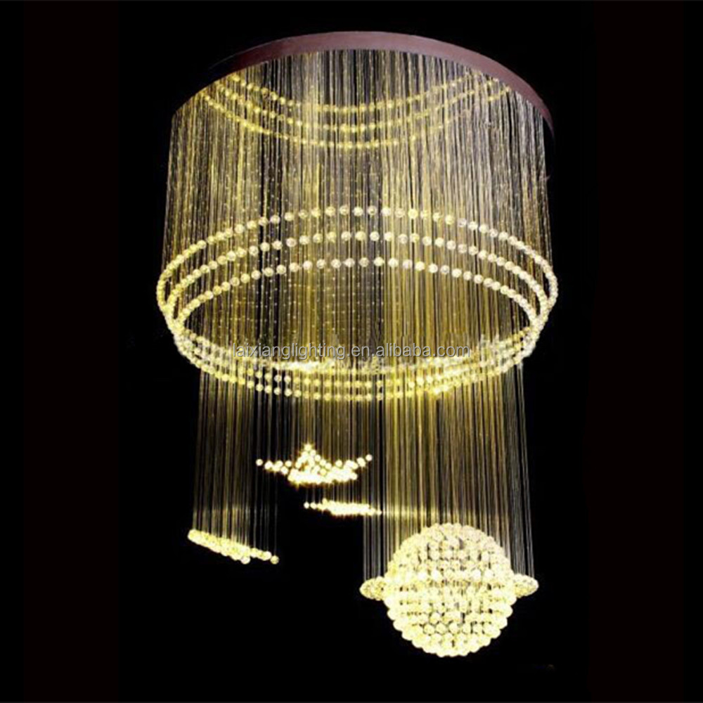 Made In China Wifi Smart Lights Chandelier Work According To The ...