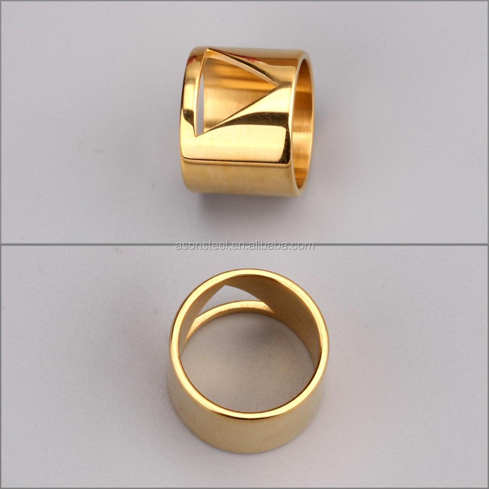 Simple Latest Finger Ring Designs Jewellery Men\'s Ring Without ...