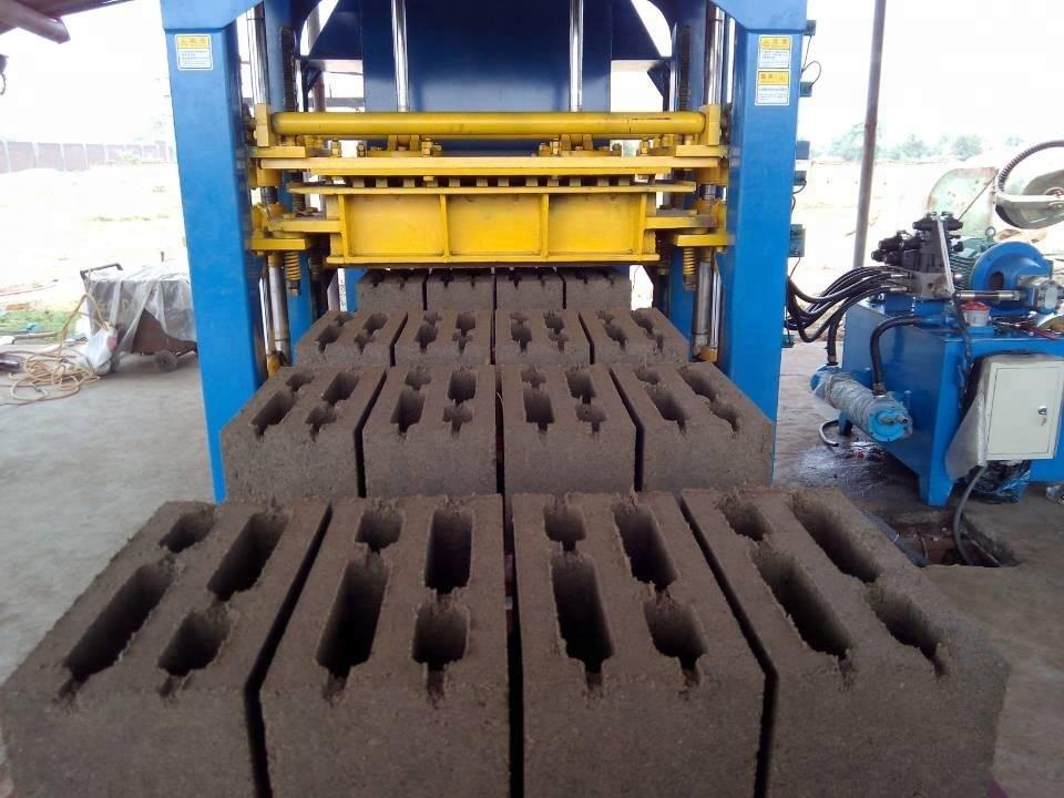 Hydraulic Hollow Brick Making Machine In Pakistan