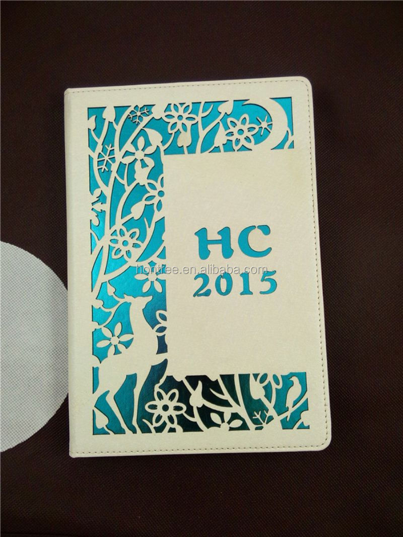 2015 exquisitely leather vinyl cover pocket notebook