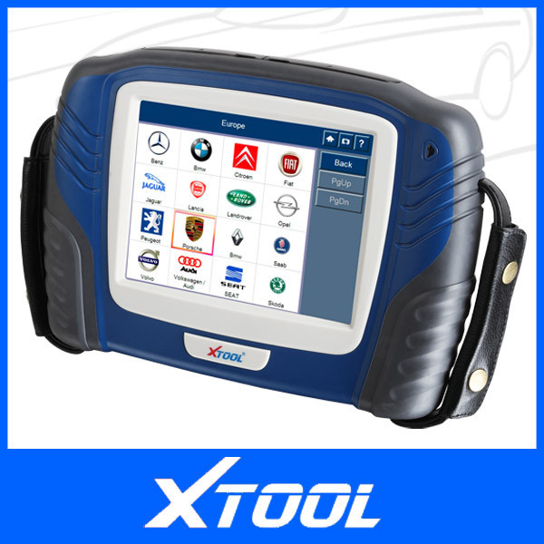 Professional sprinter diagnostic tool