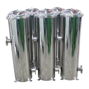 40 Inch 1 Micron PP Cartridge Filter Housing