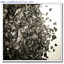 higher calorific power Calcined Anthracite Coal For Steel Making from ningxia