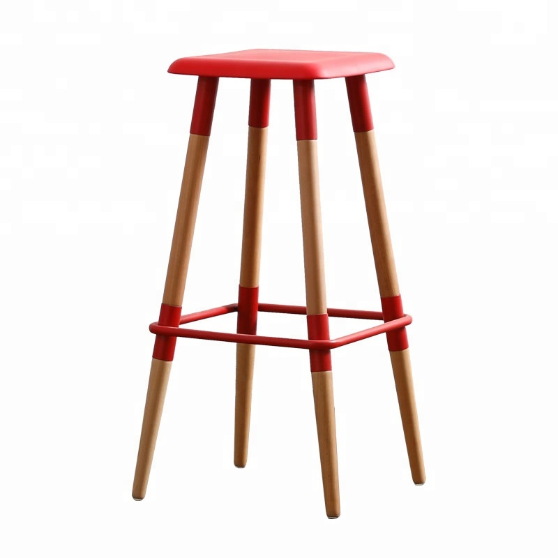 The Cheapest Price 2 Pcs Lot European Fashion Multifunctional Bar Chair Chair Front Lifting Chair Stool Stool Simple Cheapest Price From Our Site