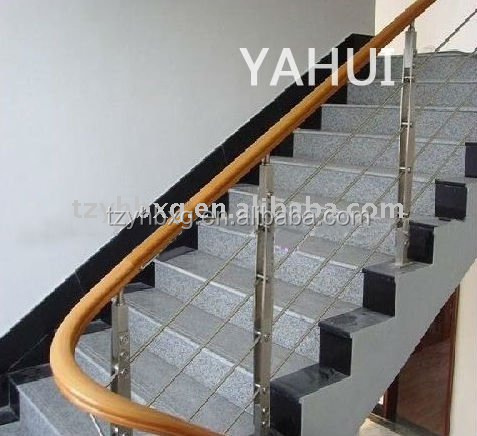 Wire Stair Railing Post   Buy Wire Stair Railing Post,Design Stair Railing  Post,Stair Railing Stainless Product On Alibaba.com