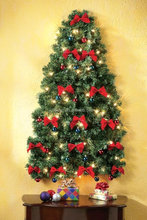 lighted flat christmas tree lighted flat christmas tree suppliers and manufacturers at alibabacom - Pull Up Christmas Tree
