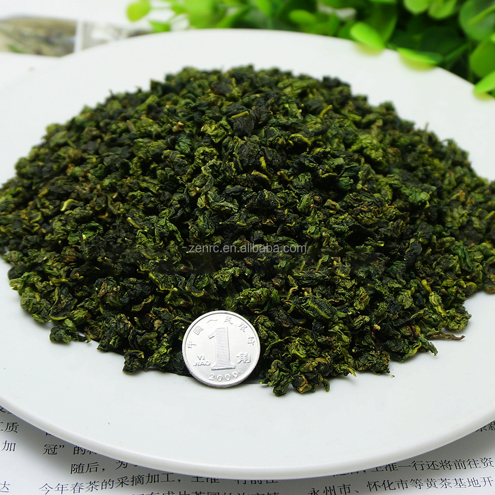 EU USDA standard Fen-flavor Anxi Tieguanyin Weight Loss Oolong Tea with Printed Gift Packaging
