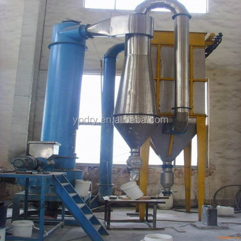 XSG Revolving Cassava Chips Flash Dryer Machine