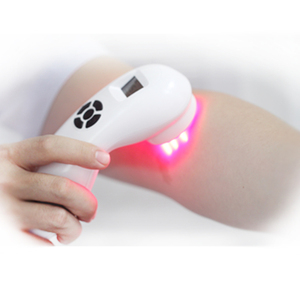 China neck pain chronic syndrome ces painkiller soft laser therapy