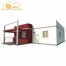 Easy build good price Africa 100m2 2 bedroom prefab house plans