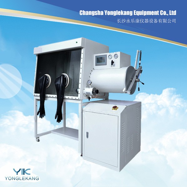Lab Inert Gas Operation vacuum chamber in testing instrument