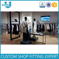 Guangzhou Manufacturer Customize Fashion Furniture Store Clothing