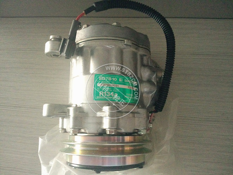 22l-979-2200 Air Compressor For Pc56-7 Air Conditioner