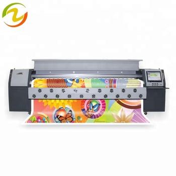 32m Large Format Wallpaper Inkjet Printing Machine Flex Banner