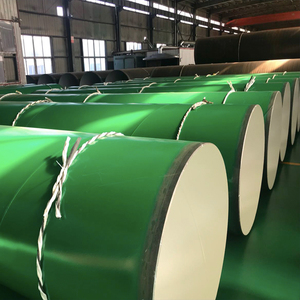 Offshore platform structures SSAW/LSAW/ERW ASTM A53 GRB 3PE Coating Spiral Welded 17 inch steel pipe