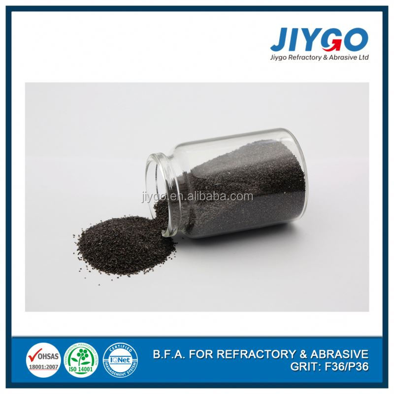 Rust Remove Abrasive Blasting Media Brown Aluminum Oxide