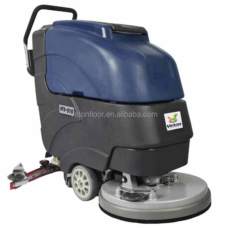 Vfs 510 Hotel Equipment Cable Type Floor Sweeper Electric