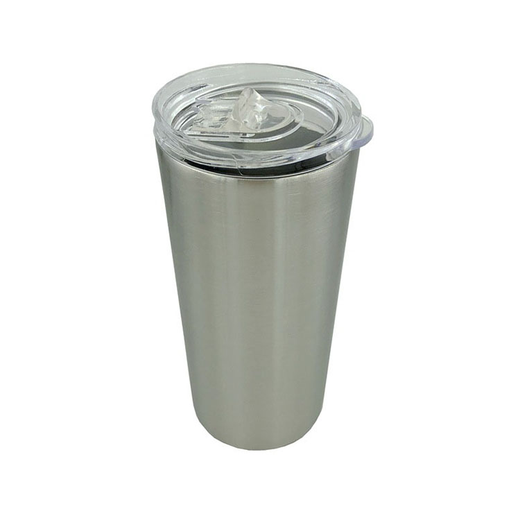 Stainless steel tumbler 15 oz double wall skinny tumbler insulated straight water cups wine tumbler with lids and straws фото