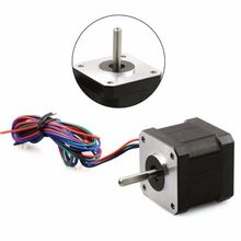 1.8 Degree NEMA17 42mm 2 Phase 4-wire Stepper Motor For 3D Printer CNC Robot