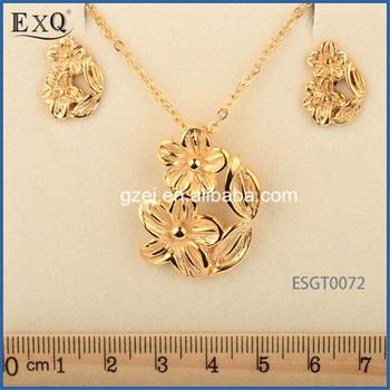 18k Gold Jewellery For Wedding Jewelry Sets Dubai Bridal Buy