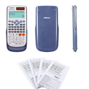 wholesale scientific calculator fx-991es plus 417 functions price for student with large button
