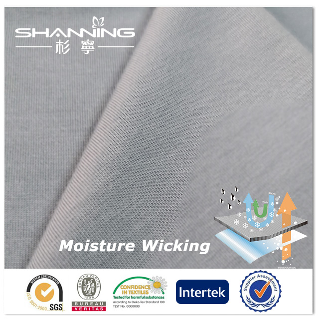 100 MODAL JERSEY KNITTED FABRIC FOR HIGH QUALITY GARMENT