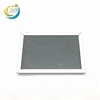 Electronic air filter purifier tio2 custom with washable hepa