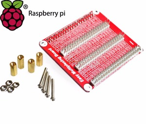 Raspberry Pi 3 Model B / B+ GPIO Extension Board 1 to 3 Banana Pi M3 40 Pin GPIO Module For Orange Pi PC / Orange Pi Mini