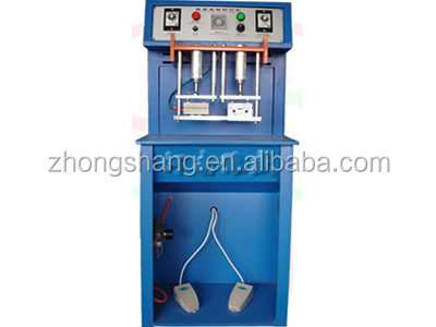 high quality semi automatic ultrasonic plastic soft tubes sealing machine for face cream