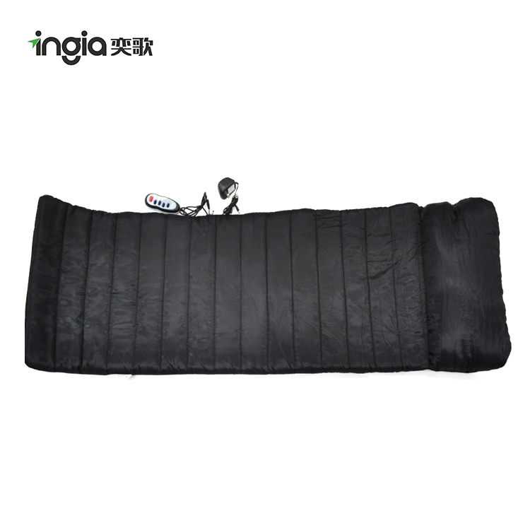 High-end Silky Full Body Massage Mat For Bed With Heat