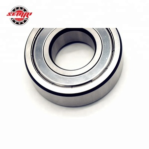 High speed low price 6000zz iron seals deep groove ball bearing