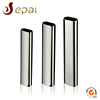 Epai 201 ASTM A554 tubing stainless steel flat pipe in fohshan