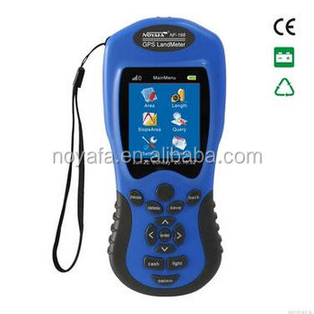 Most popular GPS land survey used for testing farmer land (NF-198)
