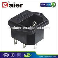 Daier european to uk plug adapter