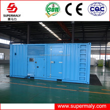 400kw AC 3 phase diesel generator large output