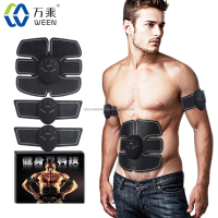 Smart Electronic Abdominal Muscle Training Gear gym device Muscles Intensive Exerciser Trainer for lazy person Shape and Fitness