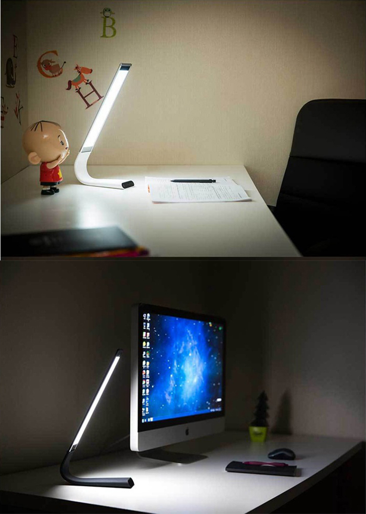 China Manufacturer Unique Surface Light Design Desk Led Lamp