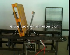Automatic wooden pallet making machine for sale