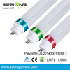 Super high lumen 175lm/w long lifespan led tube 150cm with CE ROHS TUV for housing/shops/office/warehouse