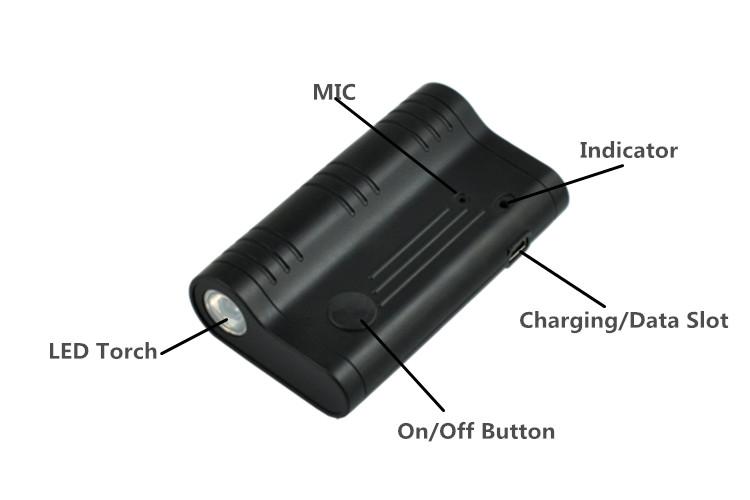 KINGNEED Q5 alta sensibilidade longa gravação de tempo pequeno mini gravador digital escondido secreto espião voz ativado gravador de som caneta