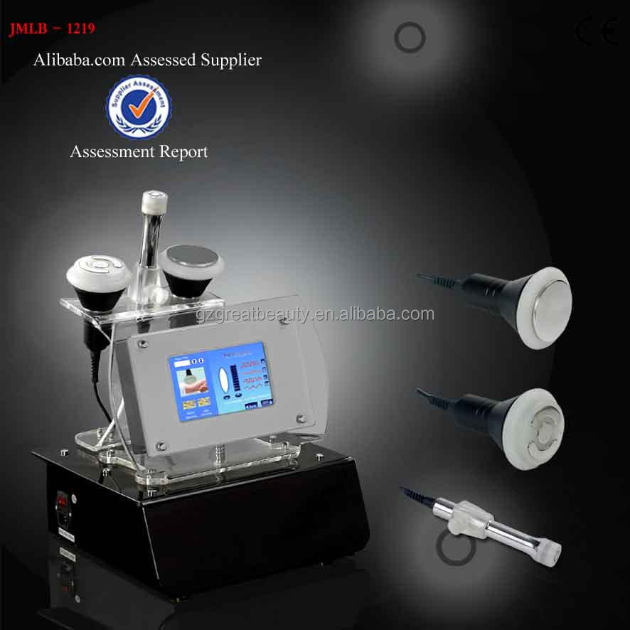 Keep shape!!beauty slimming supplier cavitation vacuum rf equipments for sales