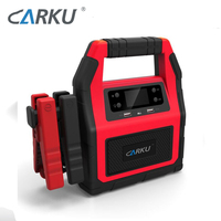 Top Brand CARKU 12V/24V Car Power Pack Mini Car Battery Booster for heavy duty, light duty truck